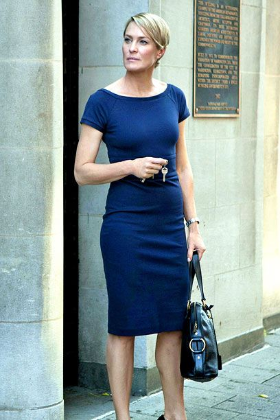 House of Cards -- Pictured: Robin Wright