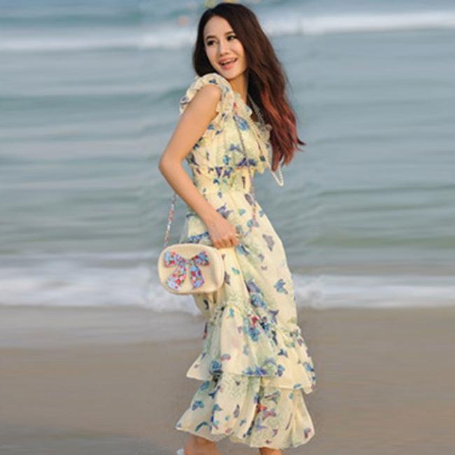 Spring 2015 Beach Dresses