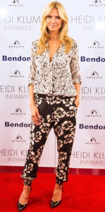 VIP Auckland Launch Of Heidi Klum Intimates Collection
