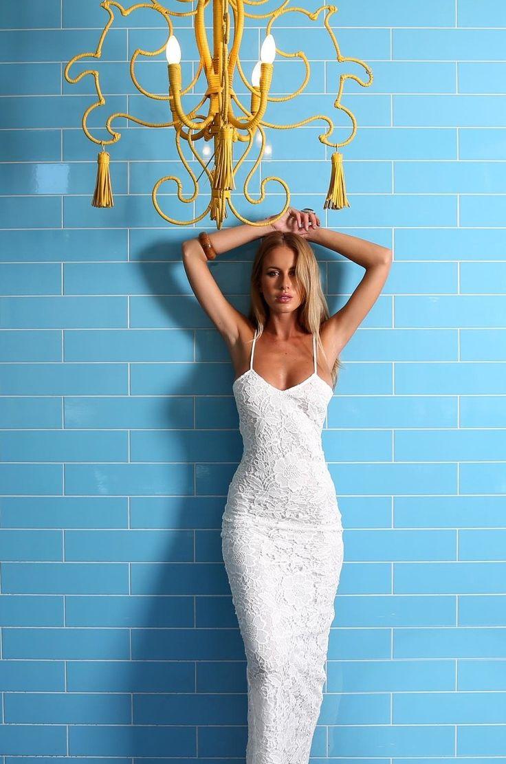 Silk Maxi Dress | PoshAtPlay.com
