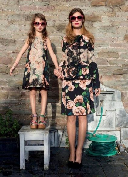 Floral Spring dresses for Mother's Day