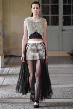 Bouchra  Jarrar 2015-2016 look Paris Fashion Week