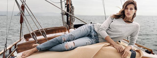 denim jeans Fall fashion