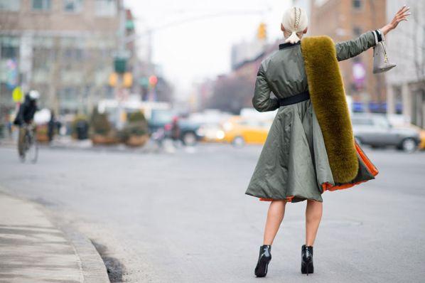 New York Fashion Week NYC Fall 2015