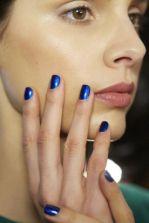 sapphire blue nail polish Fall 2015
