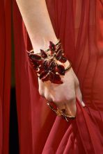 scarlet red bracelet jewelry Fall 2015