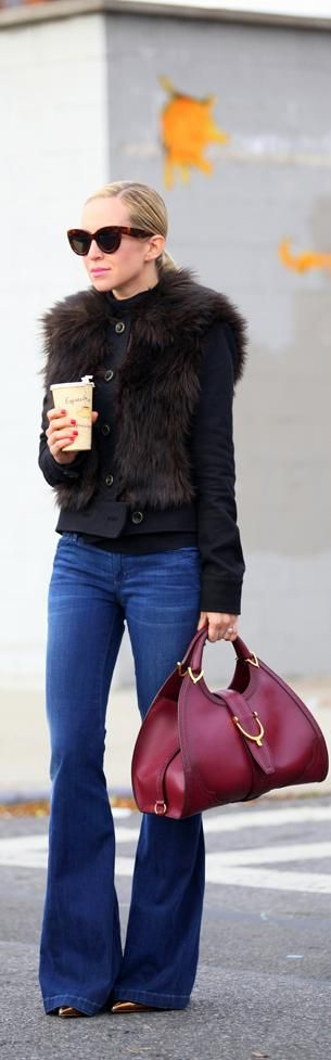 flare jeans for curvy figures