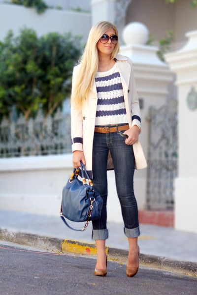 rolled cropped jeans for tall women